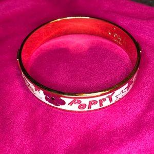 Women's Coach Poppy Bangle Bracelet